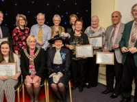 "Nantwich folk honoured in Mayor's ""Salt of the Earth"" awards"