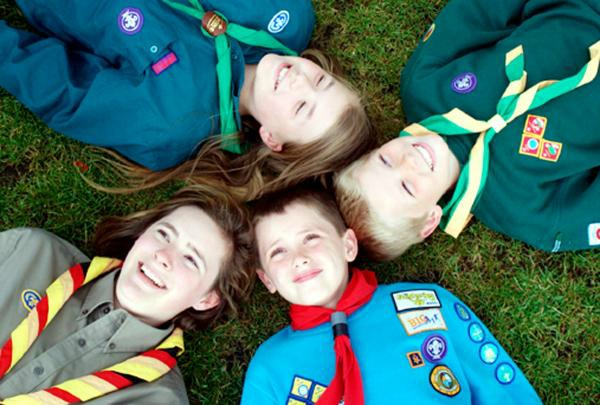Scouts and Girlguiding new groups in Nantwich