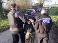Eight arrested after clashes at South Cheshire hunt in Spurstow
