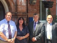 Nantwich Town Council helps raise modern day slavery awareness