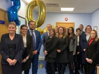 Nantwich firm Applewood Independent celebrates 20th anniversary