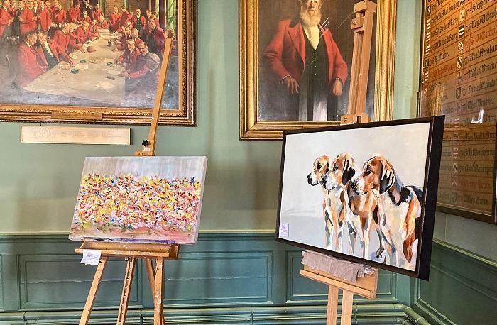 art trail exhibition
