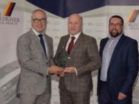 Family-run Crewe car dealership wins national award