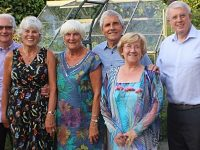 South Cheshire badminton players net hat-trick of wives!