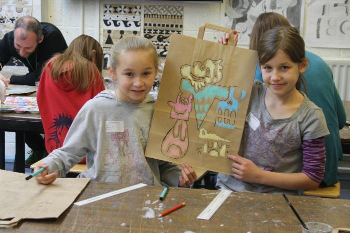 bag making Activity Day