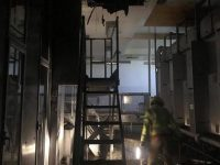 Fire rips through bakery business in Aston near Nantwich