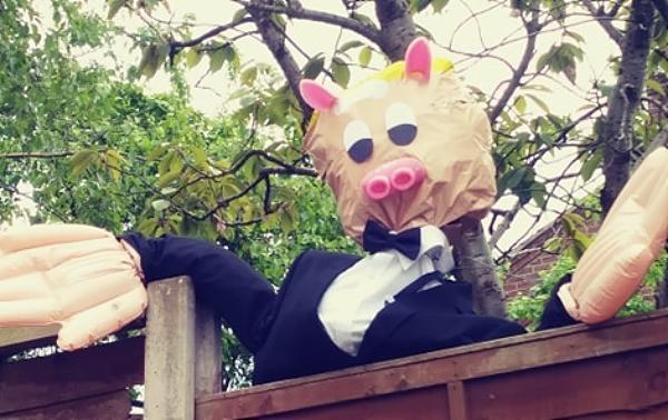 barbridge scarecrow 2
