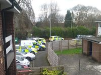Police probe death of man, 49, at Barony Court in Nantwich