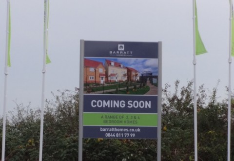 Gladman Homes targets Queens Drive in Nantwich for another 118 houses