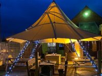"Nantwich pubs and restaurants adapt for ""outdoor"" opening"