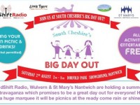Big Day Out event to be staged at Nantwich showground