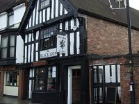 Black Lion - pic by JThomas, creative commons licence