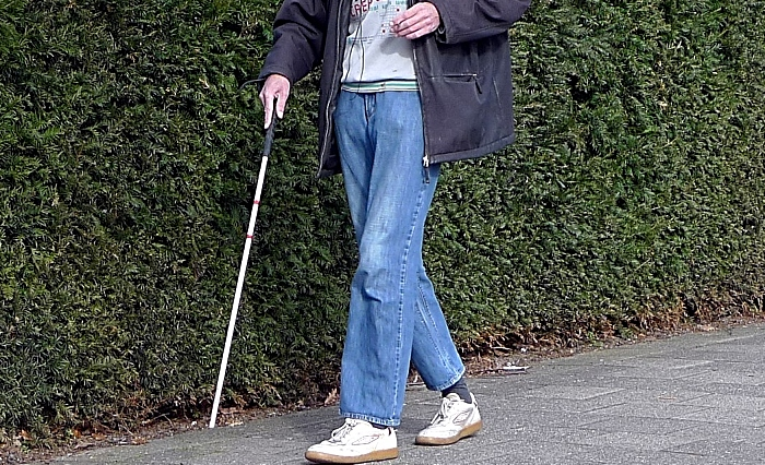 blind RNIB partially sighted - pic by Zoetnet under creative commons