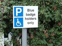 Motoring: 66 Blue Badge holders in Cheshire for one parking space