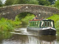 Shropshire Union Canal locks near Nantwich among busiest in UK