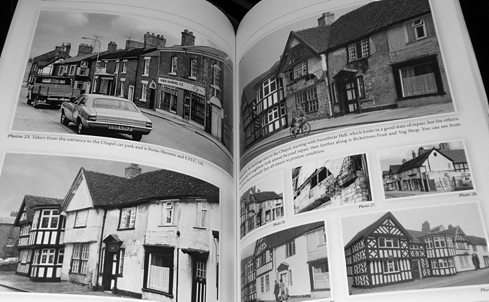 book of photos of last 50 years of nantwich 1
