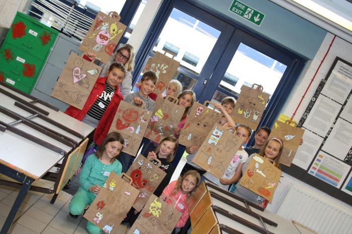brine leas activity day children