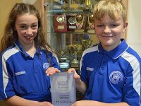 Stapeley Broad Lane awarded Platinum School Games award