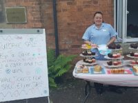 Nantwich care home staff help raise £200 for Alzheimer's Society