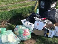 Residents' anger over vandalism, drugs and litter on Nantwich park