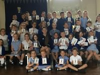Olympic medalist Bryony Page thrills Wybunbury pupils with visit