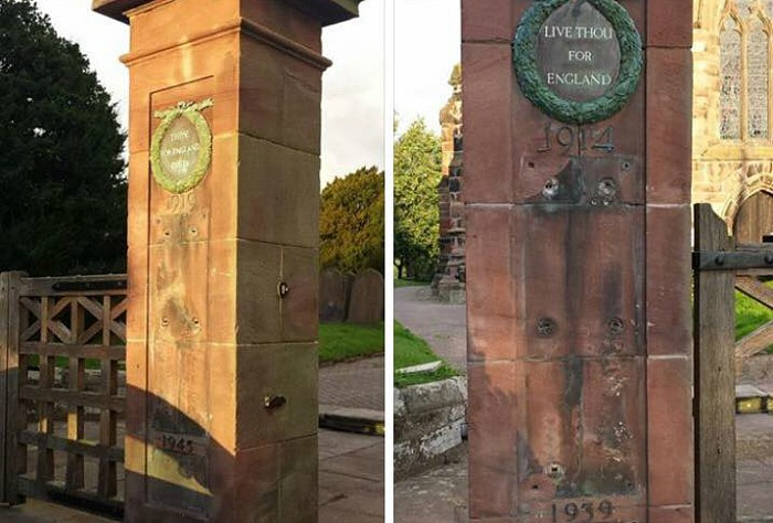 bunbury war memorial plaques stolen