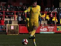 10-man Nantwich Town play out 0-0 stalemate at Gainsborough