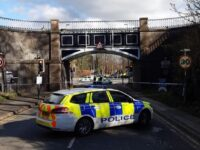 Road closure in Nantwich after vehicle hits canal bridge