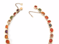 Roman necklace sells for £28,000 at Nantwich auction