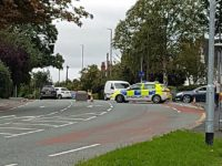 Woman seriously injured after car and HGV collide on Nantwich Road