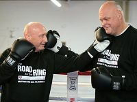 Businesses back celebrity boxing night fundraiser in Nantwich