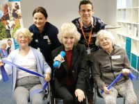 Chair exercise classes staged at new Nantwich firm Right At Home