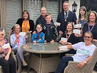 Wych-Malbank Rotary donates to seven local causes