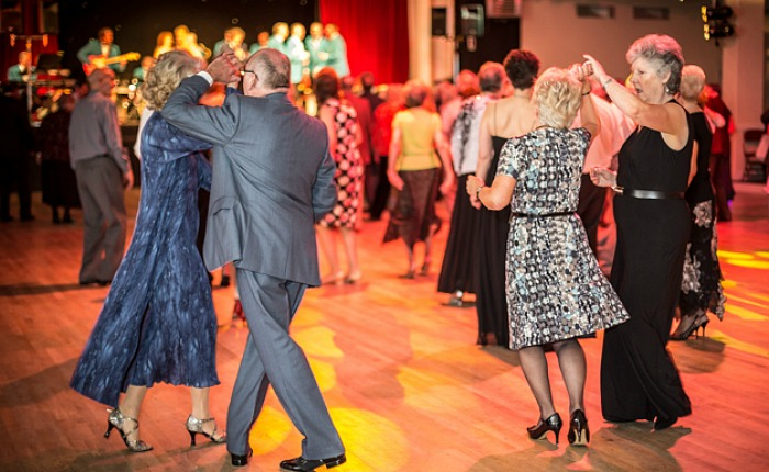 charity dance nantwich civic hall