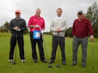 Charity golf day in aid of Leighton Hospital MRI scanner appeal