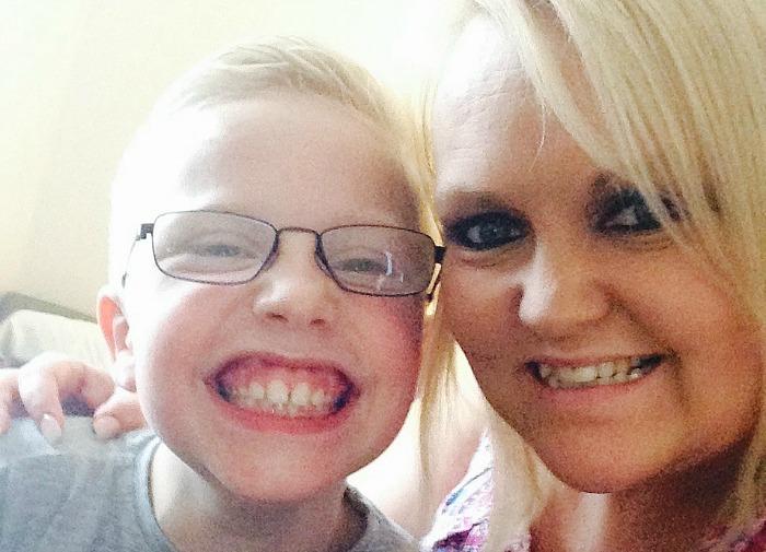 charlene and zac harris, life-saving operation