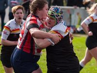 Crewe & Nantwich ladies rugby player in line for national award