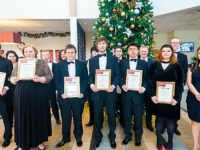 Young people graduate in Cheshire Fire Prince's Trust scheme