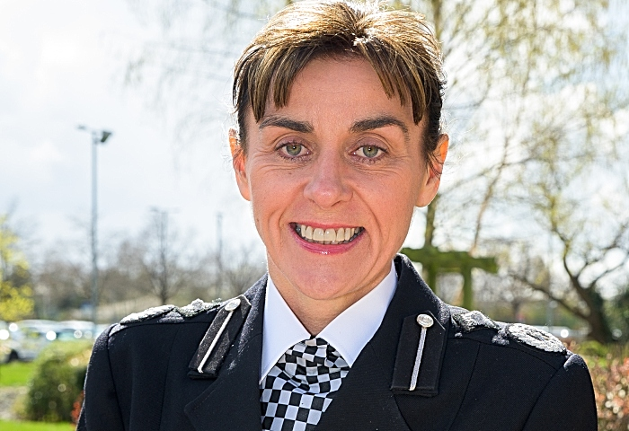 cheshire police DCC Julie Cooke
