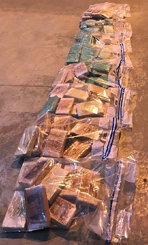 cheshire police drugs seized in M6