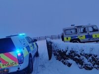 Cheshire Police issue Tier 4 warning after 22 people rescued in snow drama