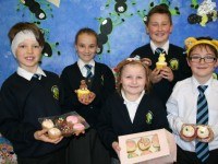 Nantwich Primary Academy pupils bake for Children in Need
