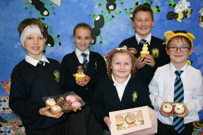 children in need at nantwich primary academy