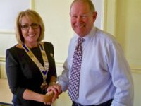 Businesswoman is Nantwich Rotary club's first ever female President