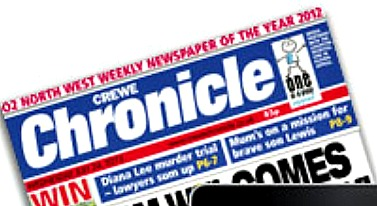 Crewe and Nantwich Chronicle offices to be closed by Trinity Mirror