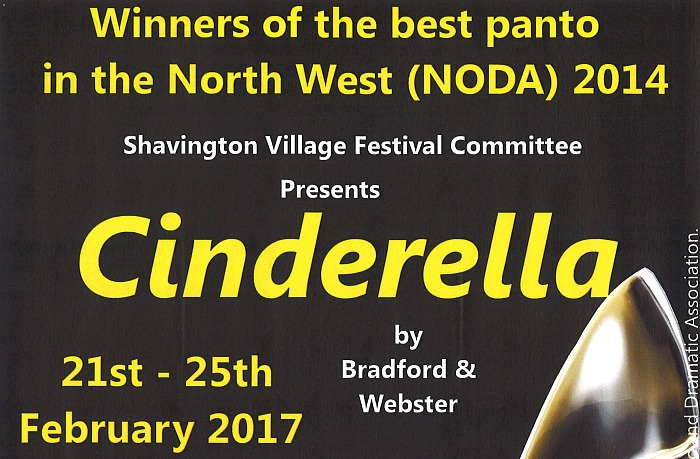 cinderella by shavington village festival committee
