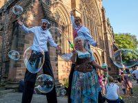 Nantwich Food Festival unveils entertainment lined up