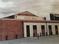 Nantwich Civic Hall extension plans submitted to Cheshire East