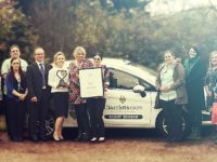 Nantwich home care provider named company's best in UK