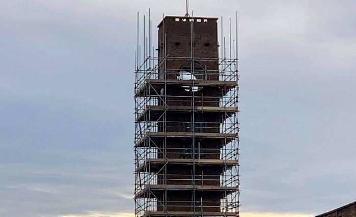 clock tower crewe